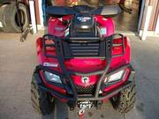 2010 Can Am 800R XT demo. 10 miles