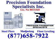 Parsons Kansas Licensed Foundation Repair & Basment Contractor