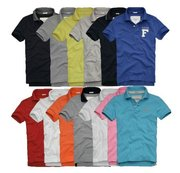 2012 AF Wholesale Cheap AF T-shirt Abercrombies Fitch Polos Tshirts