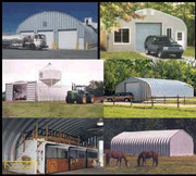Buildings and Garages - Factory Clearance Sale