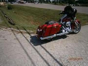 Harley-davidson Street Glide 14000 miles
