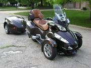 2012 - Can-am Spyder RT Limited SE5