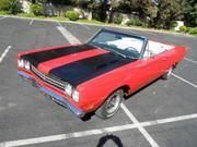 1969 plymouth 1969 - Plymouth Road Runner