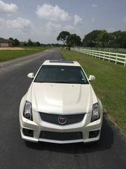 2009 Cadillac CTS CTS-V
