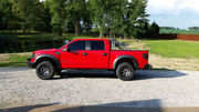 2014 Ford F-150 SHELBY EDITION SUPERCHARGED