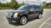 2013 Cadillac Escalade Platinum