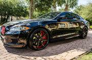 2014 Jaguar XJR XJR