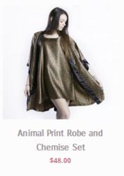 Zsazsaslippers.com offers the most luxurious bathrobes for women