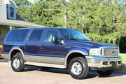 2002 Ford Excursion LIMITED 7.3