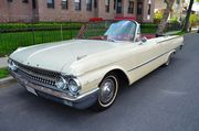 1961 Ford Galaxie Sunliner Convertible Cruiser