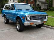 1971 Chevrolet Blazer K5