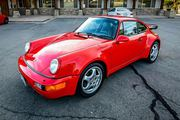 1991 Porsche 911Turbo Coupe 2-Door