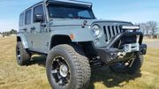 2014 Jeep Wrangler Unlimited everything
