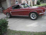 1968 Ford Mustang GT Fastback 390