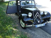 1950 Citroën Traction Avant