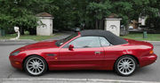 1997 Aston Martin DB7 Volante Convertible 2-Door