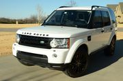 2013 Land Rover LR4 39000 miles