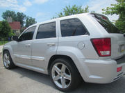 2010 Jeep Grand Cherokee SRT8 Sport Utility 4-Door