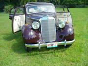 1953 Mercedes-Benz 200-Series