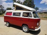 1971 Volkswagen BusVanagon CAMPER