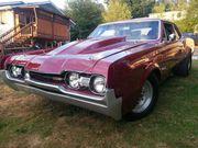 1967 Oldsmobile 442 442